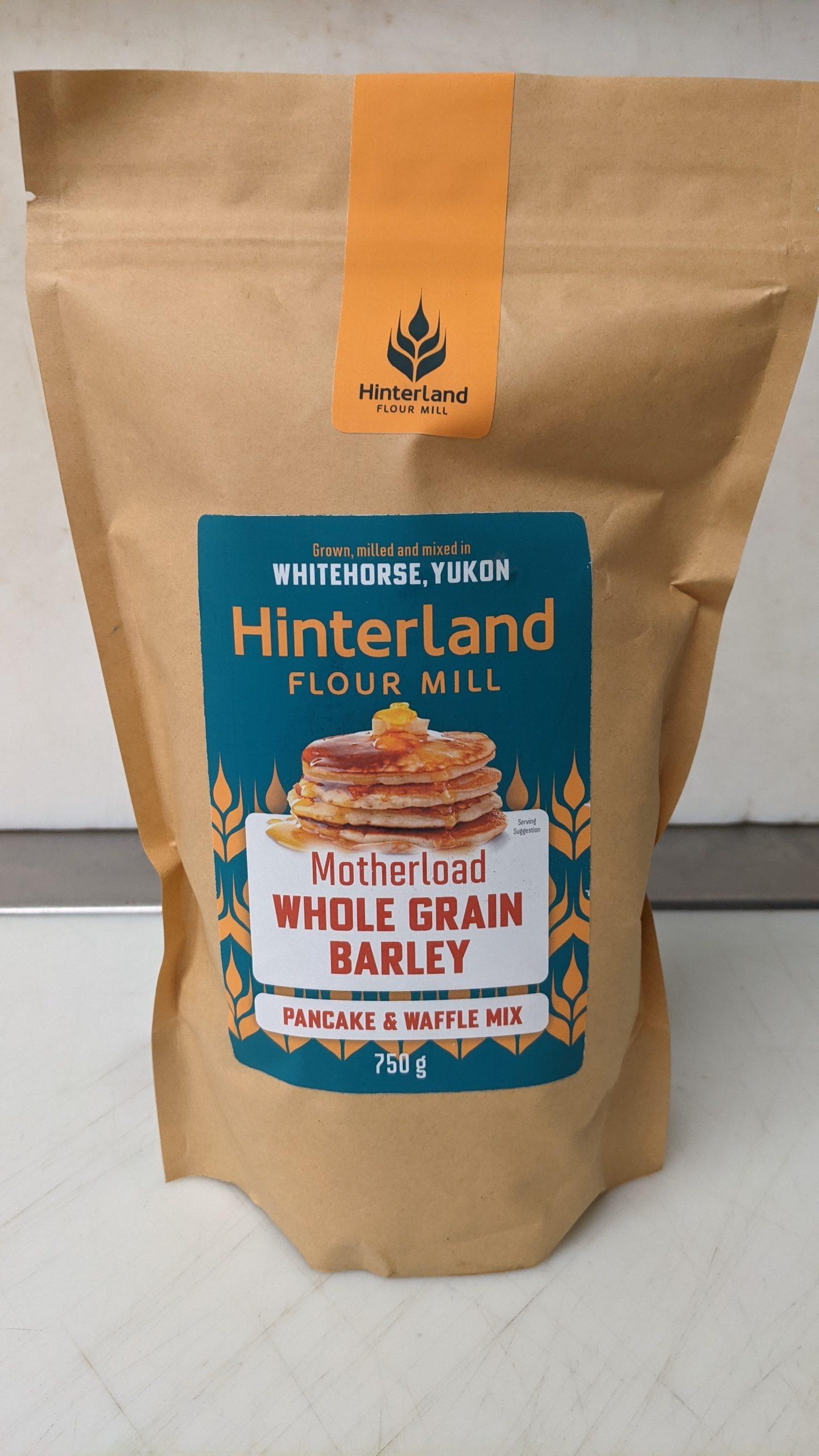 Pancake Mix - Hinterland